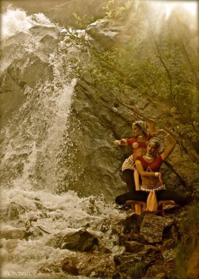 waterfall balance